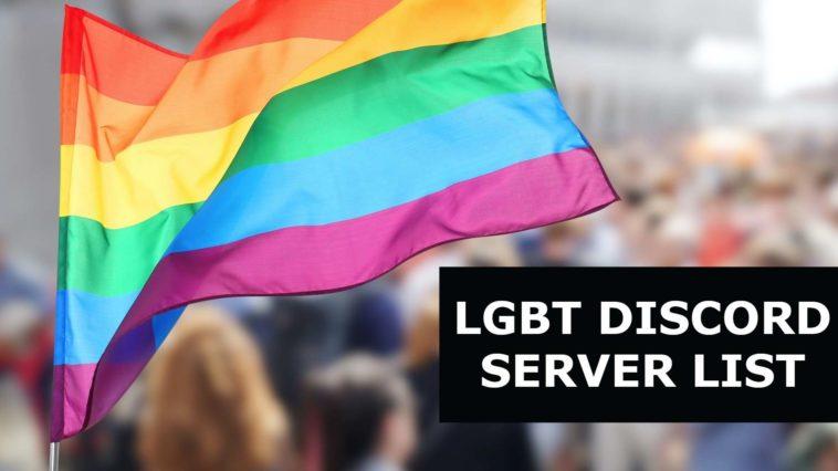 lgbt discord server