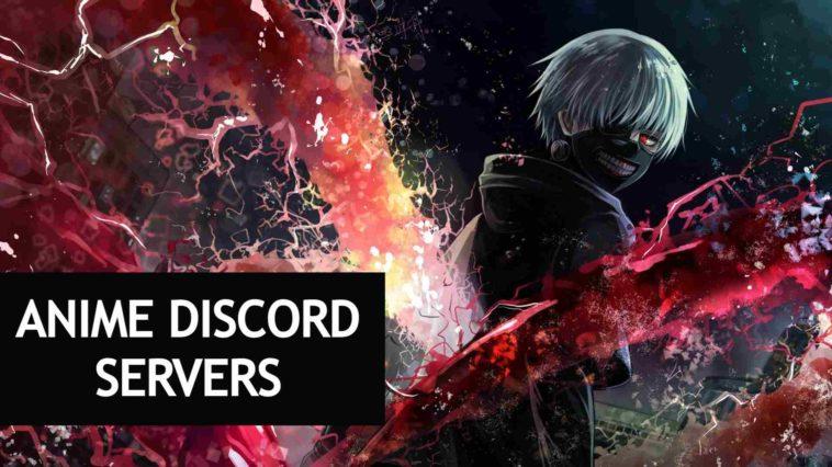 anime discord servers