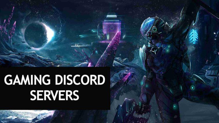 gaming discord servers