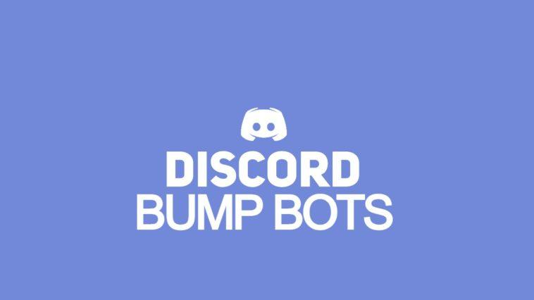 Discord Bump Bots