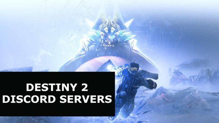 destiny 2 discord servers