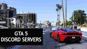 gta 5 discord servers